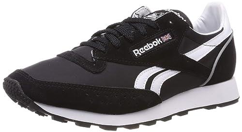 fb4d48ee9c0f4 Reebok Men s Classic 83 Mu Gymnastics Shoes  Amazon.co.uk  Shoes   Bags