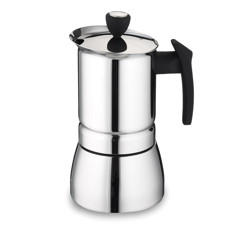 Cafe Ole de Grunwerg - cafetera Espresso Estilo Italiano de Acero ...