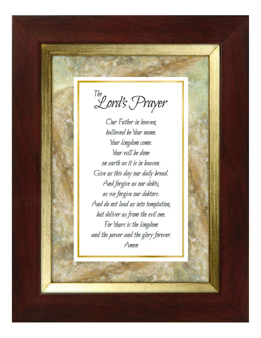 CB Gift Meaningful Moments Lord's Prayer Framed Print