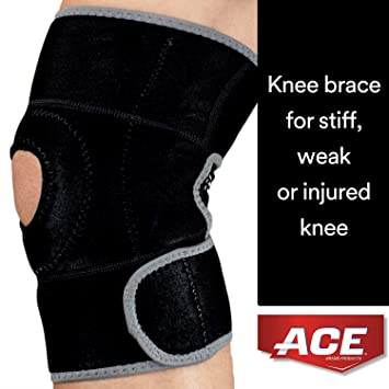 aecfd8e110 ACE Brand Knee Brace, America's Most Trusted Brand of Braces and Supports,  Money Back