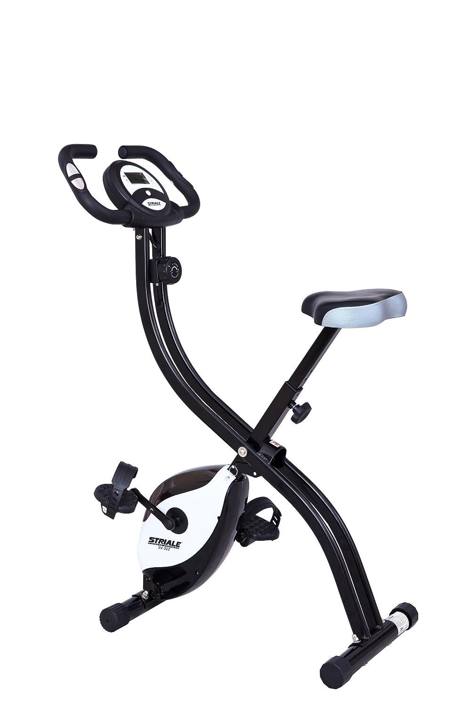 STRIALE SV 312 Bicicleta estatica plegable magnético