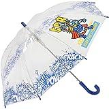 Paraguas kukuxumusu Infantil Transparente Thor