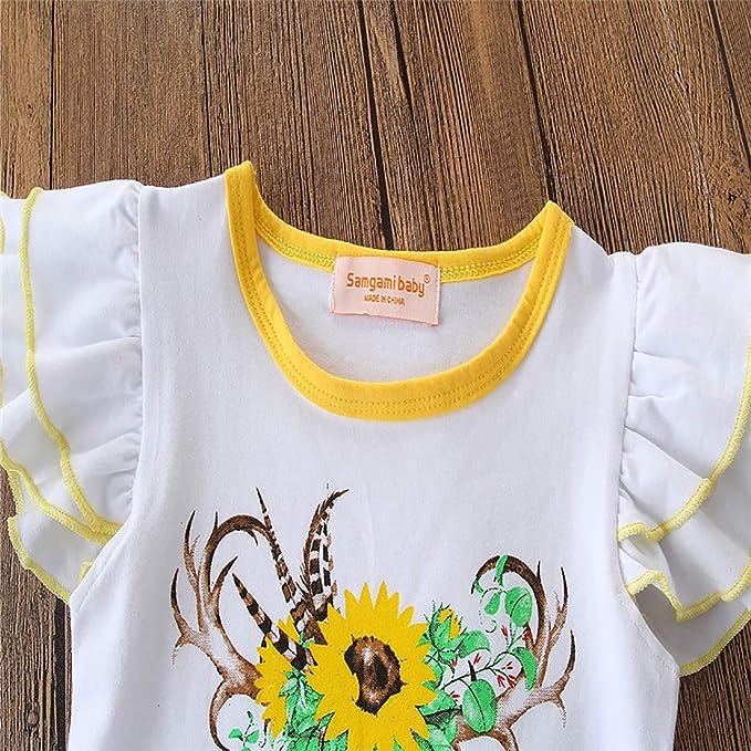 Baby Kleidung Sommeranzug Meerjungfrau Druck quaste Elastisches Kurzes T-Shirt Hose 2 pc Kindermode Set Baumwolle Outfit