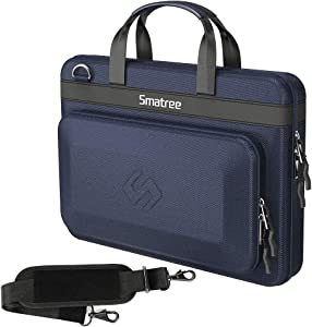 Smatree Hard Carry Case for 15.4 inch Macbook Pro/15.6 inch DELL Laptop
