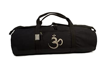 Born Peaceful Yoga Mat Bag - Om Design 498c5820888bf