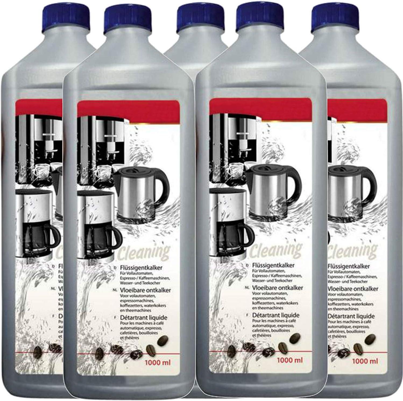 TronicXL - Líquido antical para cafeteras automáticas (10 L ...
