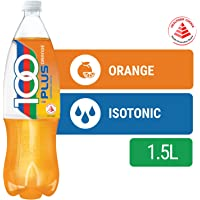 100 Plus Isotonic Drink, Orange, 1.5L