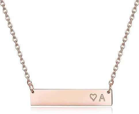 Amazon.com: Finrezio - Collar con colgante de acero ...