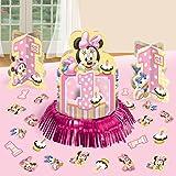 Amazoncom Baby Minnie Mouse 1st Birthday Invitations 8 Pkg