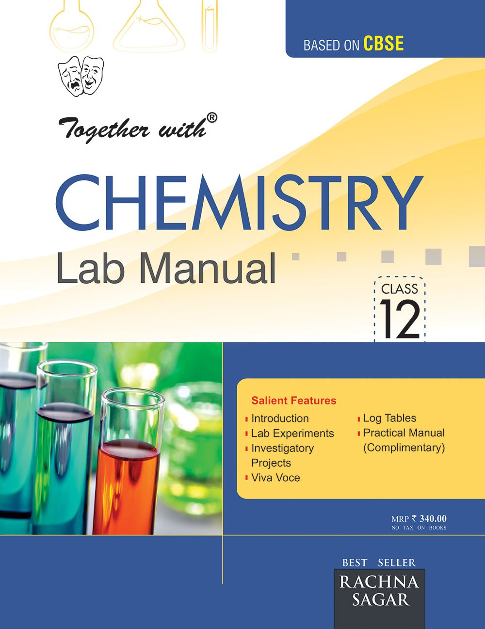 comprehensive practical chemistry class xii Array - together with lab manual  chemistry 12 amazon in rachna sagar books rh amazon ...