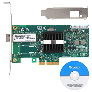 para EXPI9400PF 82572 82571EB Chip Gigabit Ethernet Tarjeta ...