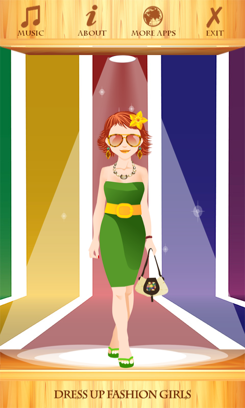 Amazon com: Dress Up Fashion Girls: Appstore for Android