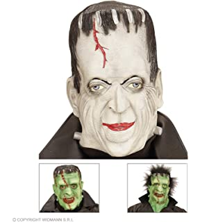 5d3d37d939d Horror-Shop Herman Munster Maske  Amazon.de  Spielzeug