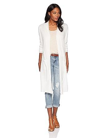 95beb5ed0f9 NIC+ZOE Women's Traveler Duster Cardy at Amazon Women's Clothing store: