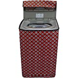 Dream Care Printed Washing machine cover For Haier HWM58-020 Fully Automatic Top Load 5.8 kg