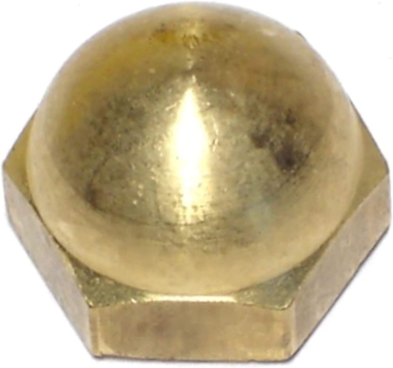 Hard-to-Find Fastener 014973328627 Acorn Cap Nuts 8-Piece