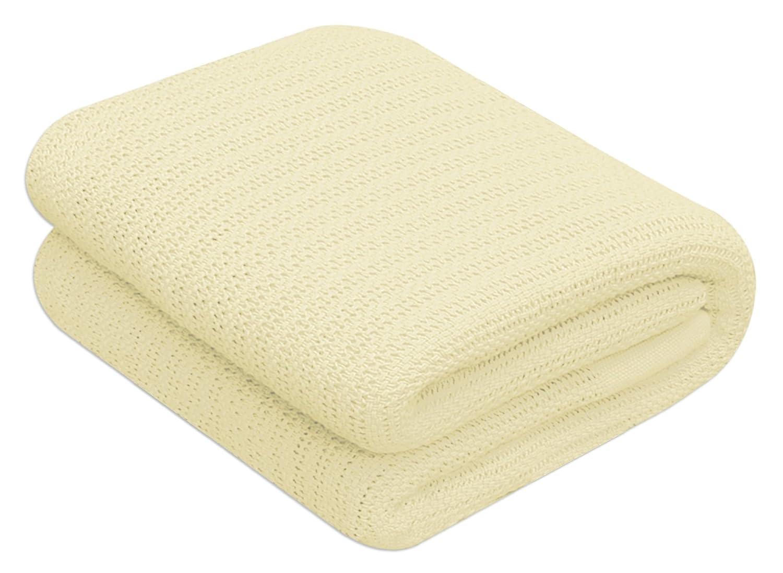 King Musbury Pure New Wool Reversible Fleece Mattress Topper