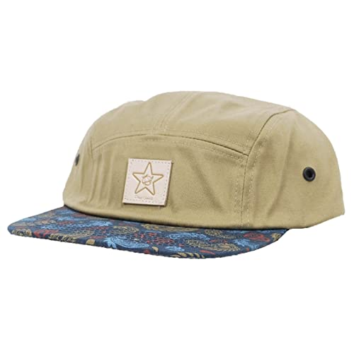 5131ec83fcf Play Cloths Mango 5 Panel HAT Fennel Seed ONE Size FITS All Adjustable   Amazon.ca  Shoes   Handbags