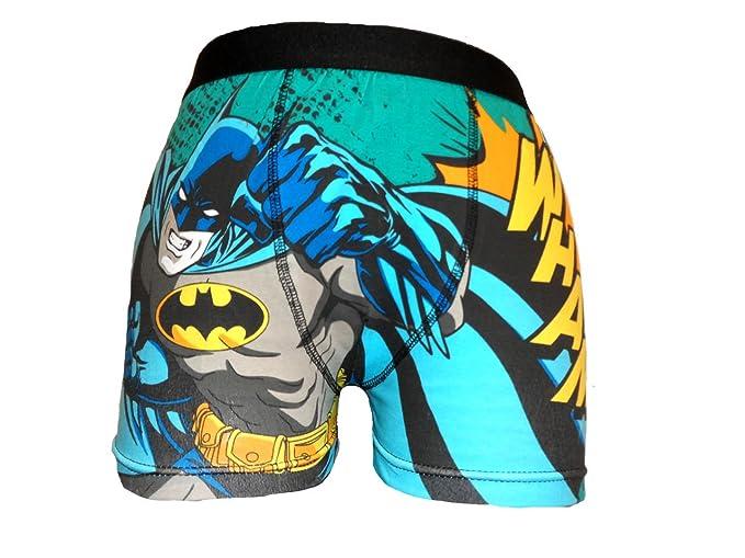 "Marvel - Bóxers - para hombre Mehrfarbig - Batman - ""Wham"" ..."