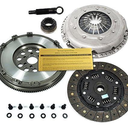Amazon.com: EFT HD SPRUNG CLUTCH KIT+ FLYWHEEL 97-05 AUDI A4 QUATTRO B5 B6 PASSAT 1.8L TURBO: Automotive