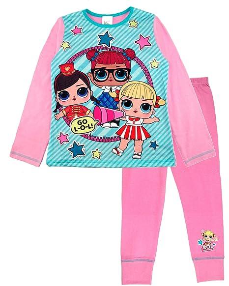 Kinder Lol Suprise Schlafanzug Pyjama 4-10 Jahre