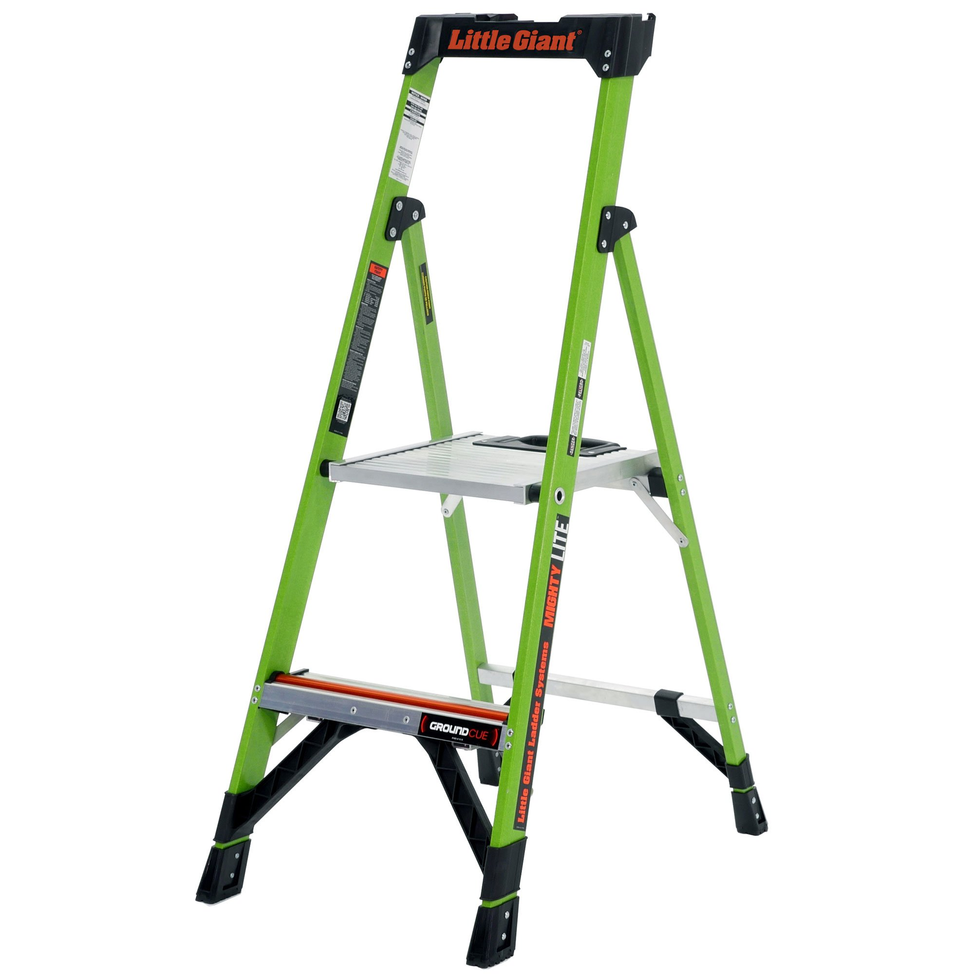 Little Giant Ladder Systems 15364-001 Mightylite 4 4, 4' IA 4 Step Ladder by Little Giant Ladder Systems (Image #1)
