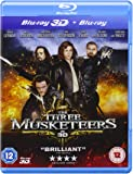 The Three Musketeers (Blu-ray 3D + Blu-ray)