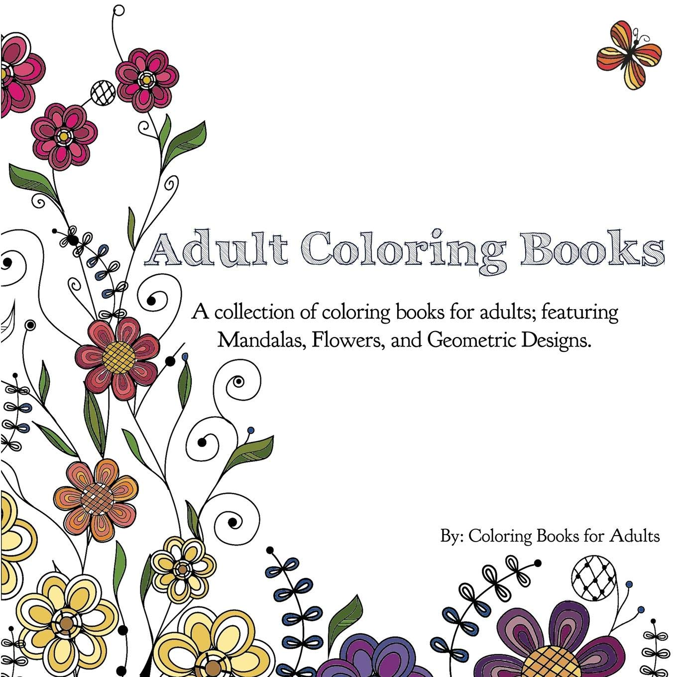 - Amazon.com: Adult Coloring Books: A Collection Of Coloring Books