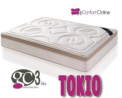 Colchón Viscoelástica TOKIO (135X200)
