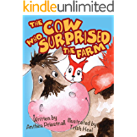 The Cow Who Surprised The Farm