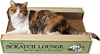 product image for The Original Scratch Lounge - Worlds Best Cat Scratcher - Includes Catnip