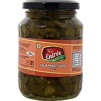 Entrée Jalapeno Slices in Vinegar 360 grams x 2 jars