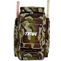 Tima Two Sided Bat Pocket with Shoe Compartment Cricket Bag