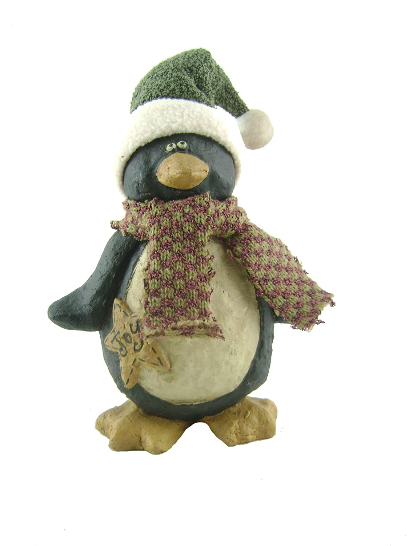 Craft Outlet Papier Mache Penguin Figurine, 7.5-Inch COIIN 30927
