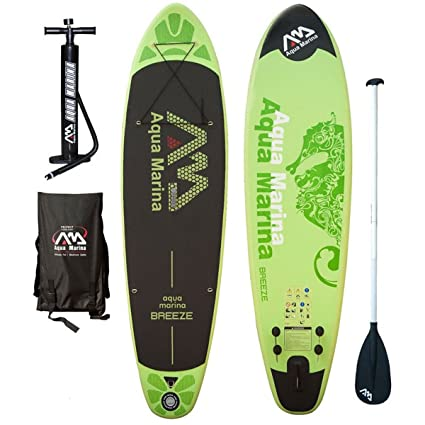 9293811da Amazon.com   Inflatable SUP Stand Up Paddle Boards Kit