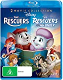 Rescuers, The / Rescuers Down Under, The (Blu-ray)