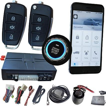 cardot universal GSM sistema de alarma de coche con GPS para ...