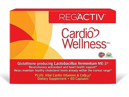 Reg'Activ Cardio Wellness Capsules, 60 Count