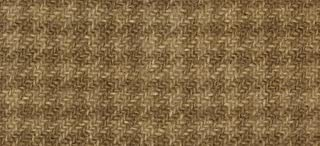 """product image for Weeks Dye Works Wool Fat Quarter Houndstooth Fabric, 16"""" by 26"""", Camel"""