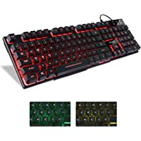 Deals on Mafiti RK100 3 Color LED Backlit Keyboard