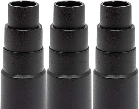 Adaptador de aspiradora para aspiradoras de taller estándar: adaptador de manguera universal para reducción. Para lijadora taladro sierra de calar lijadora taladro de banco lijadora / reductor manual: Amazon.es: Bricolaje y herramientas