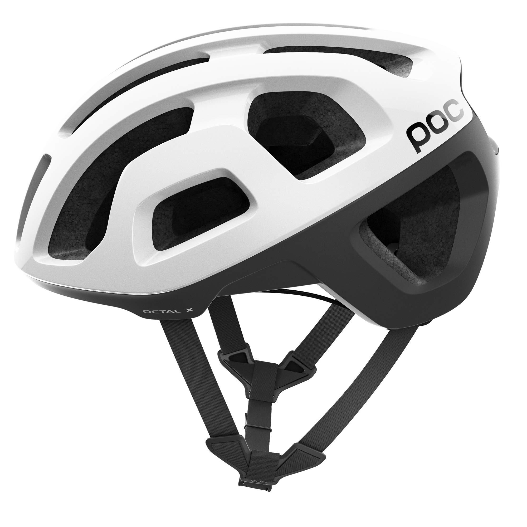 POC Octal (CPSC) Bike Helmet, Hydrogen White, Small