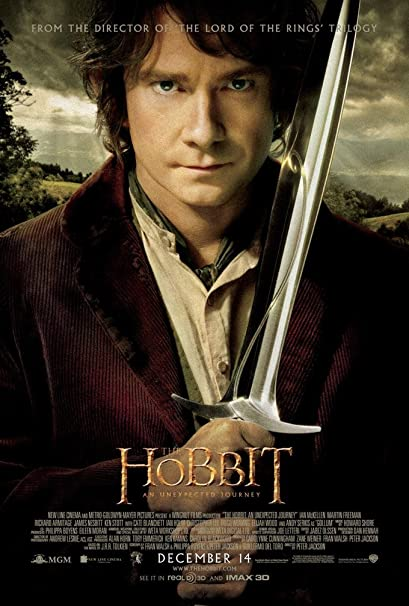 Image result for hobbit movie poster
