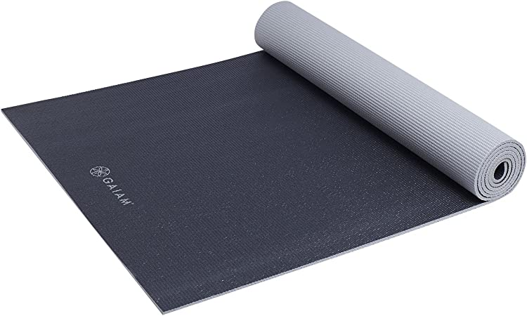 Amazon.com: Gaiam Athletic Yoga Series dynaMAT Xtra-Wide ...