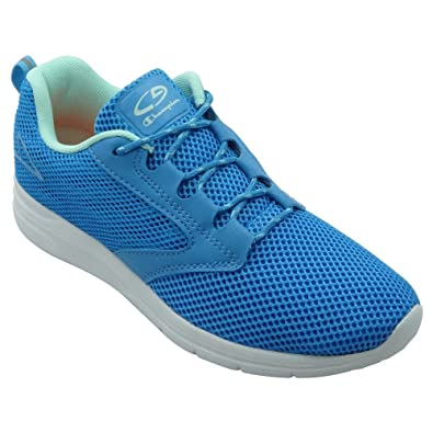 8790b9f7030 Champion C9 Performance Athletic Shoes Limit Blue (8)