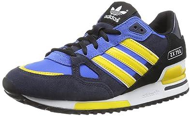 Adidas Blau Gelb Schuhe
