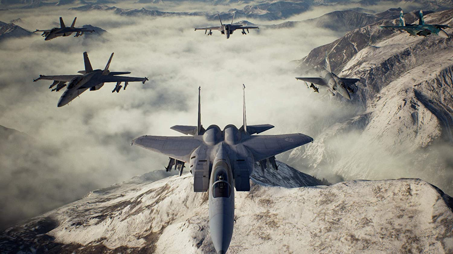 Ace Combat 7 Skies Unknown Ps4 Amazoncouk Pc Video