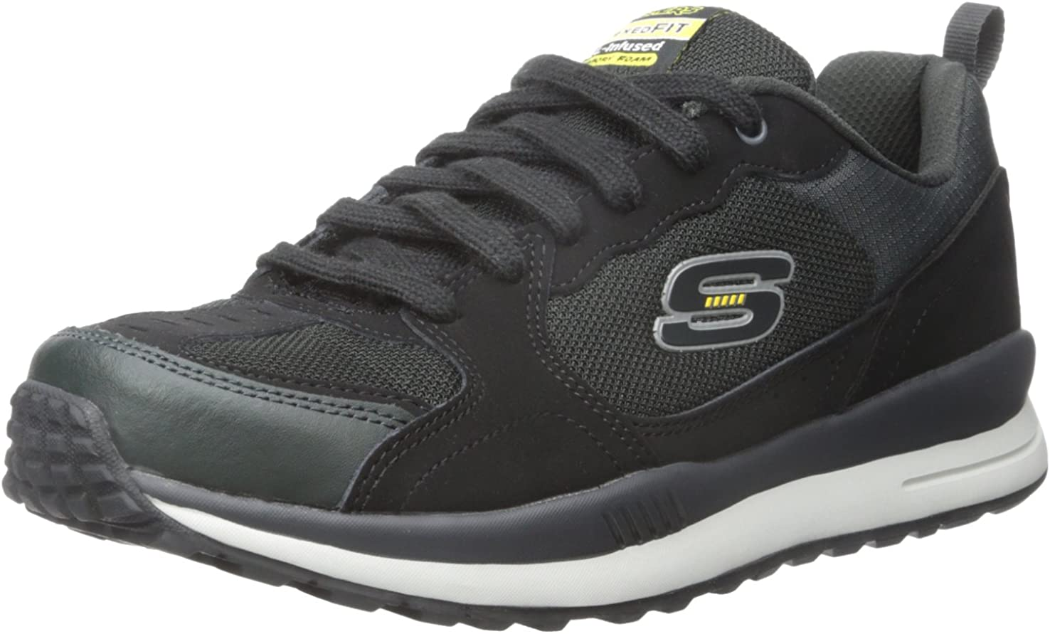 skechers memory foam shoes sports direct