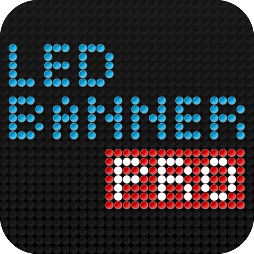 LED Banner Pro - The free dot-matrix marquee text display app