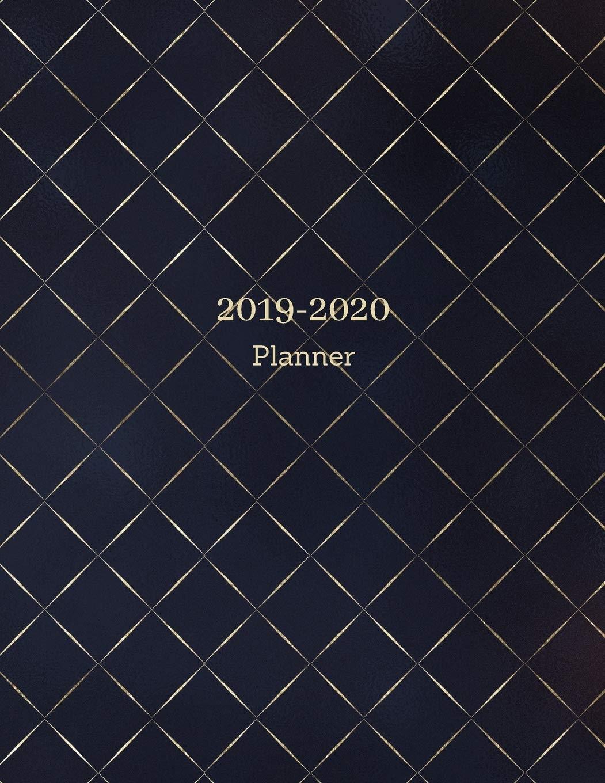 Amazon.com: 2019-2020 Planner: Academic & College Planner ...